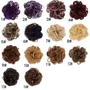 Magic Hair Bun Scrunchie