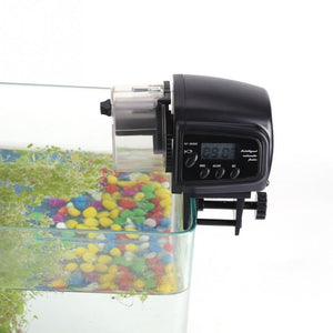 Digital Automatic Aquarium Fish Feeder
