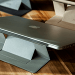 Invisible Adjustable Laptop Stand