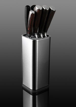 Stainless Steel Chef Knife Holder