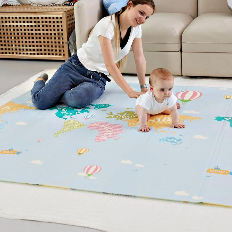 Foldable Colorful Baby Play Mat