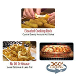Copper Crispy Tray - Oven Air Fryer