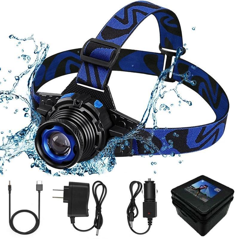 Brightest LED Headlamp
