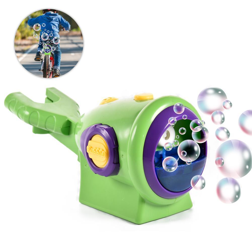 Kiddies Bike Bubble Machine Blower