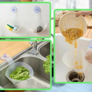 Simple Sink Strainer