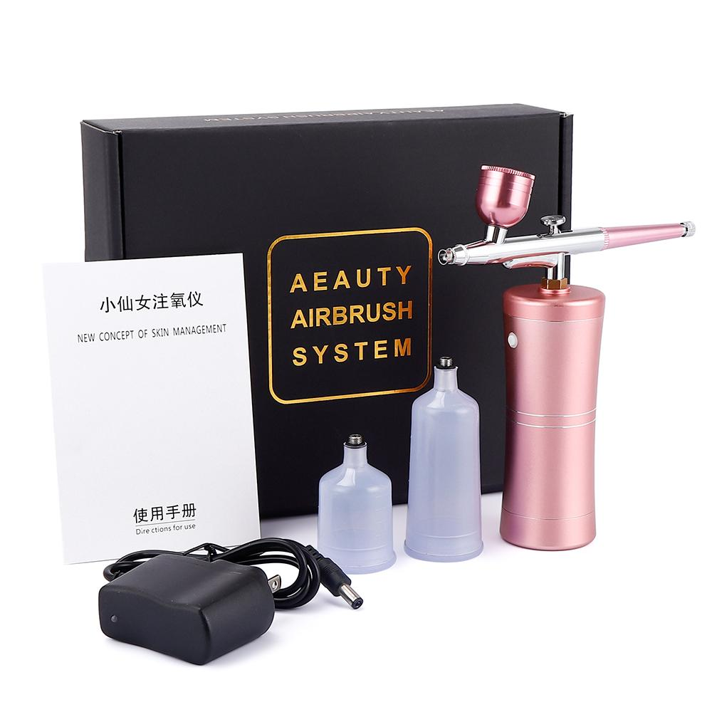 Portable Makeup Airbrush Kit