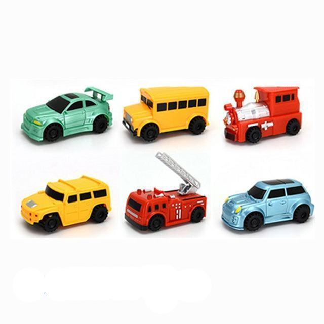 Pen Inductive Toy Car