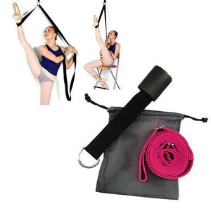 Adjustable Leg Stretcher Ballet Stretch Band