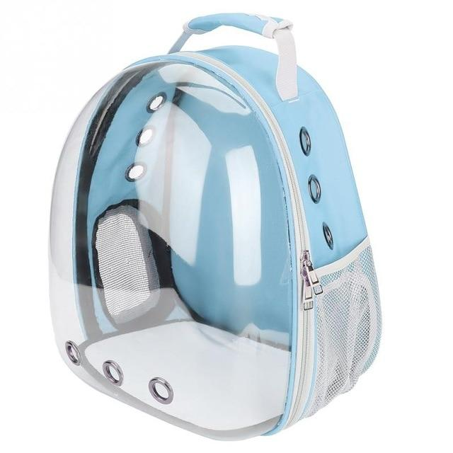 Full Transparent Capsule Cat Bag