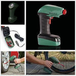 Portable Air Compressor - Handheld Tire Inflator