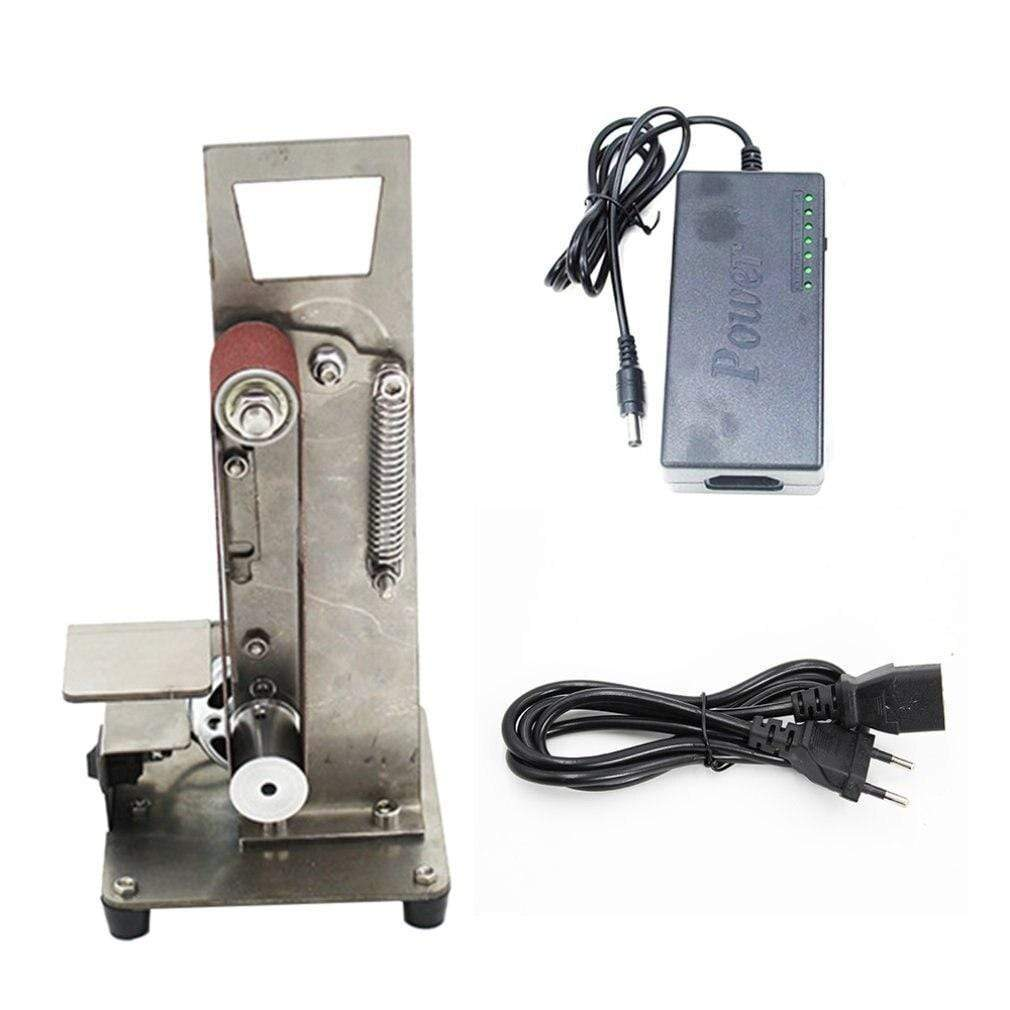 Portable DIY Metal Polishing Machine