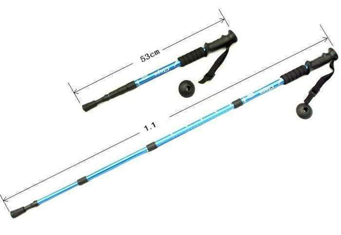 Telescopic Hiking Stick