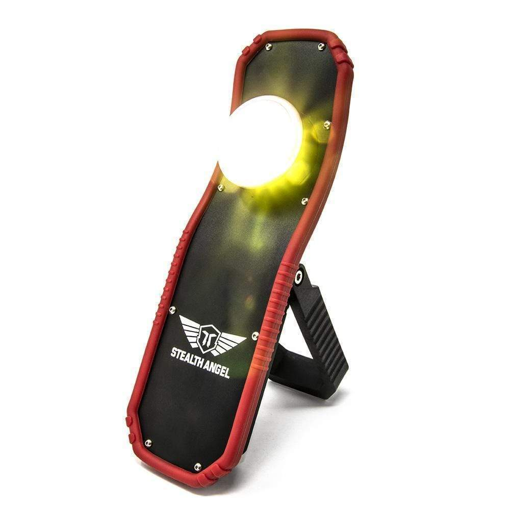 USB Rechargeable Flashlight Torch Work Light
