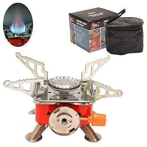 Windproof Foldable Camping Stove