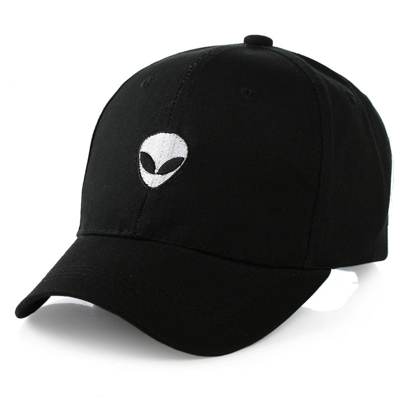 Aliens Baseball Caps