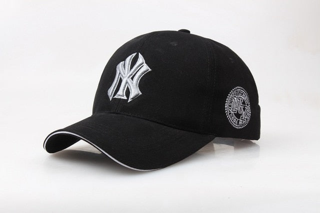 NY Three-dimensional Embroidery Dad Hat
