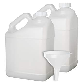 1/2 Gallon or Full Gallon (1893mls or 3785mls) Choose Flavor