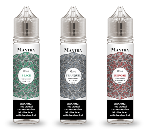 E-Liquid - Mantra Bundle