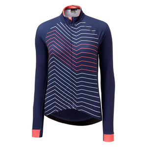 ALTURA WOMENS ICON LONG SLEEVE JERSEY - MOUNTAIN - ORBIT Cycling