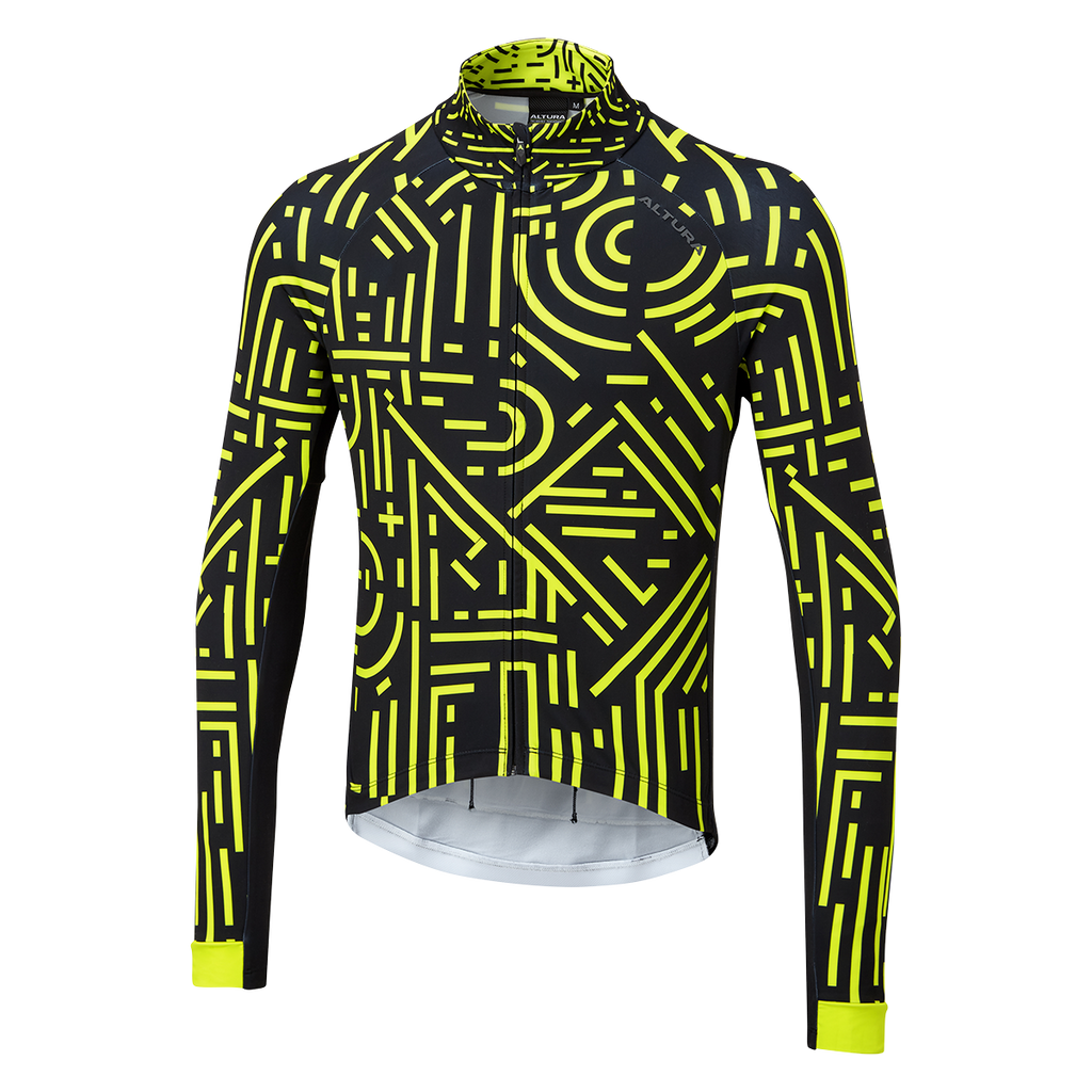 ALTURA ICON LONG SLEEVE JERSEY - TOKYO - ORBIT Cycling