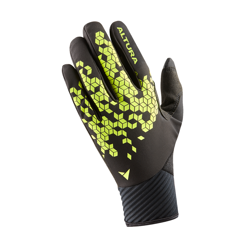 ALTURA NIGHTVISION WINDPROOF CYCLING GLOVES - ORBIT Cycling