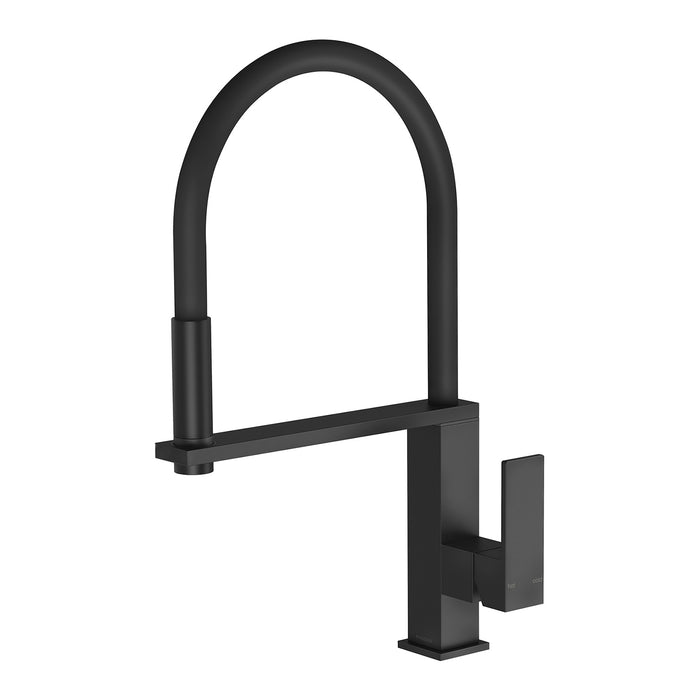Phoenix Vezz Flexible Hose Sink Mixer Square