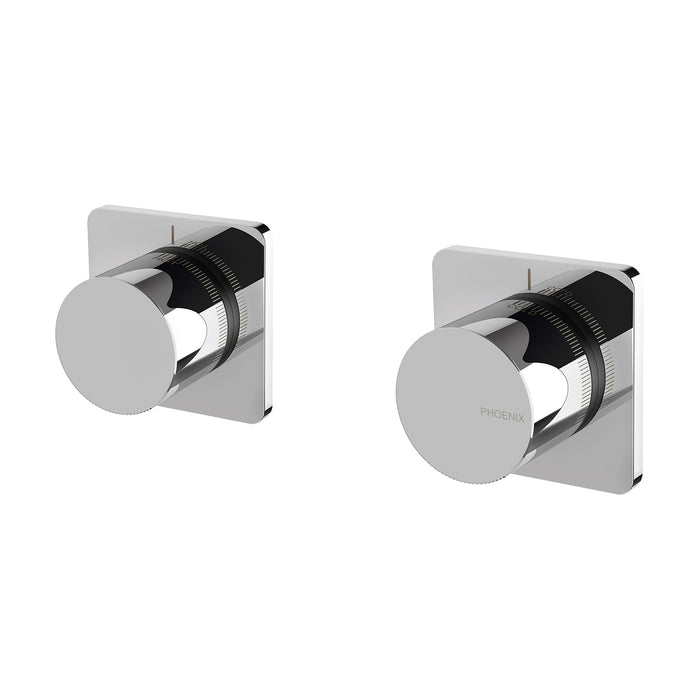 Phoenix Toi Wall Top Assemblies - Idealbathroomcentre