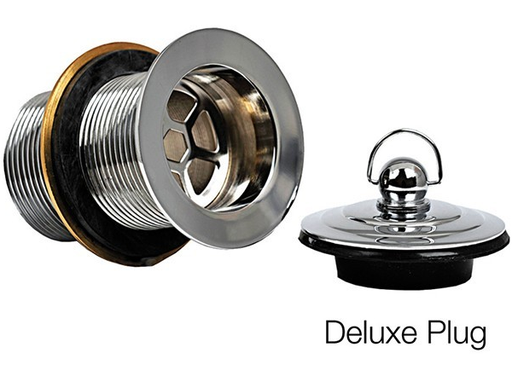 Bounty Brassware P&W with Deluxe Plug - Idealbathroomcentre