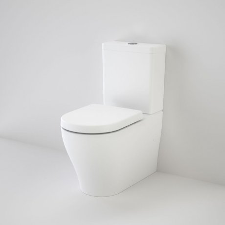 Caroma Luna Cleanflush® Wall Faced Toilet Suite