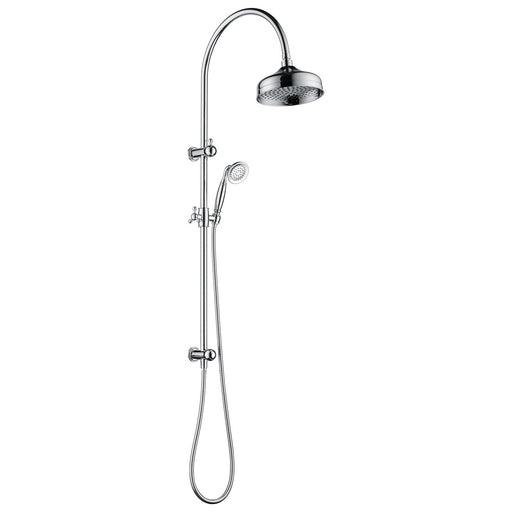Fienza LILLIAN Twin Rail Shower - Idealbathroomcentre