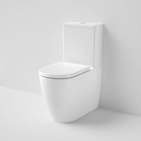 Caroma Urbane II Cleanflush® Wall Faced Close Coupled Toilet Suite