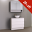 Timberline Ashton 900mm Freestanding Vanity on Kickboard - Idealbathroomcentre