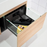 ADP-ADP Capri 800mm Wall Hung Vanity - Brand_ADP, Colour_ Matte Black, Colour_Gloss White, Colour_Matte Grey, Colour_Matte White, Colour_Woodgrain, Product Type_ Wall Hung Vanity, Size_800mm, Vanity Tops_Ceramic Tops-Ideal Bathroom Centre