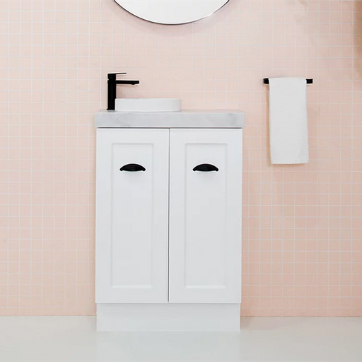 ADP-ADP Madison Mini Small Space Vanity - Brand_ADP, Colour_ Matte Black, Colour_Matte Grey, Colour_Matte White, Product Type_ Freestanding Vanity, Product Type_ Small Space Vanity, Size_400mm, Size_600mm, Size_900mm, Vanity Tops_Stone Tops-Ideal Bathroom Centre
