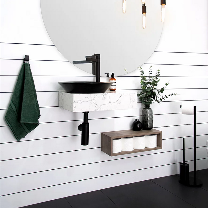 ADP Minima Bench 500mm Small Space Vanity - Idealbathroomcentre