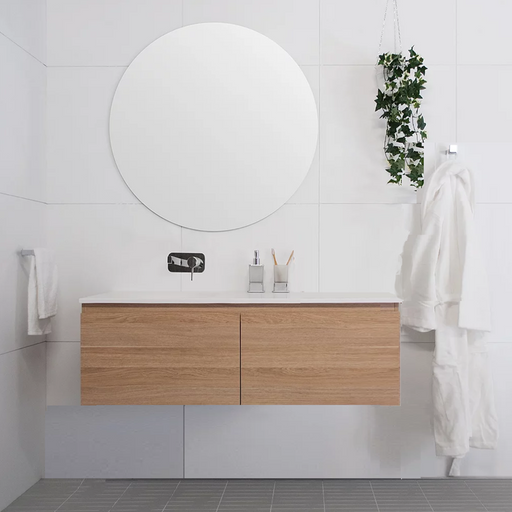 ADP Snow 1200mm Wall Hung Vanity