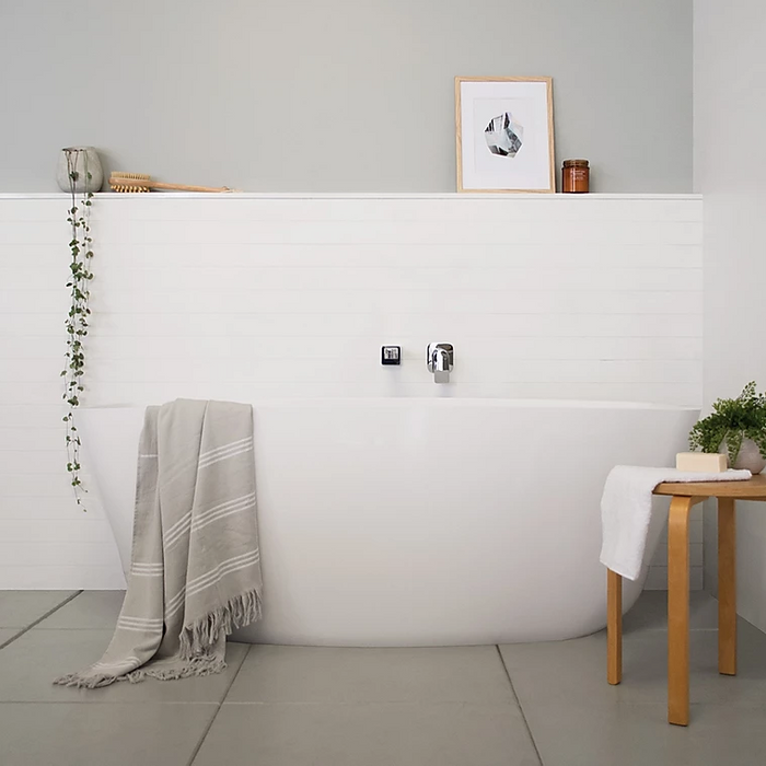 ADP Slumber 1565 Freestanding Bath - Idealbathroomcentre