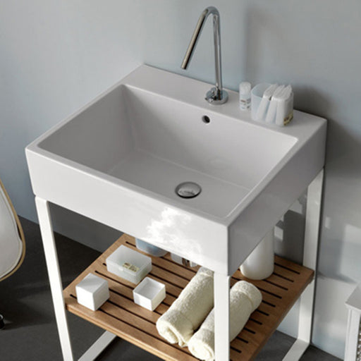 Studio Bagno Acqua 450mm Basin - Idealbathroomcentre