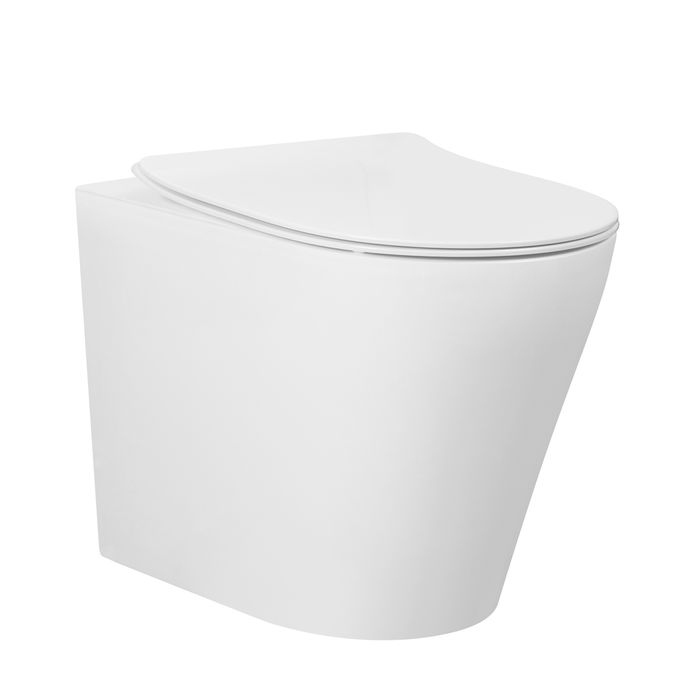 Geberit Alazno Concealed Wall Face Toilet Suite