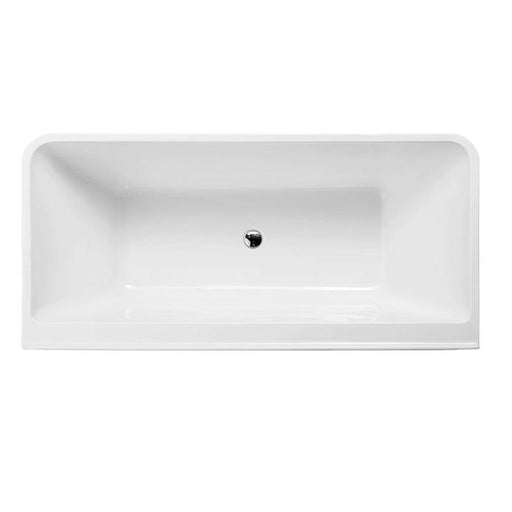 IBC Aria 1575/1700mm Back to wall Bathtub