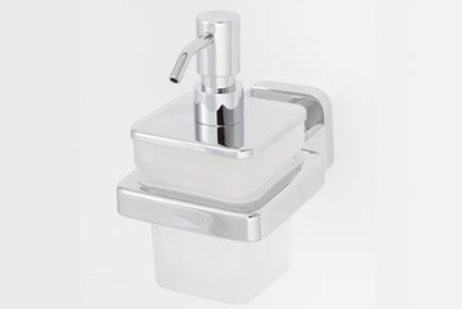 Linsol Chieti Soap Dispenser - Idealbathroomcentre