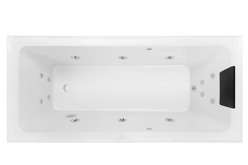 Decina CORTEZ 1670 DV 15 JETS - Idealbathroomcentre