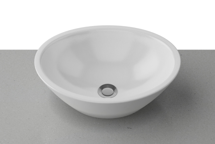 Timberline Elite 415*330mm Ceramic Above Counter Basin