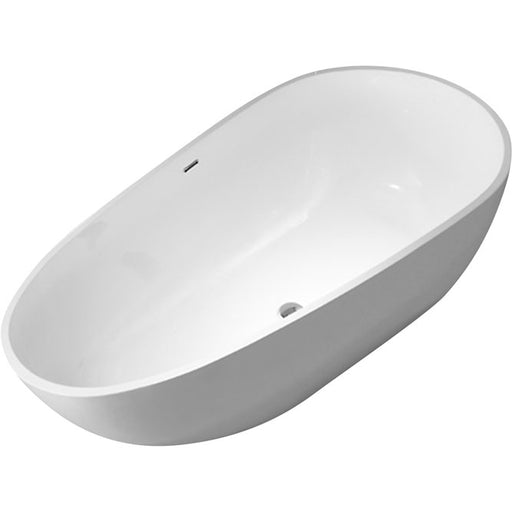 Fienza Cambria 1700 Lightweight Resin-Stone Freestanding Bath - Idealbathroomcentre