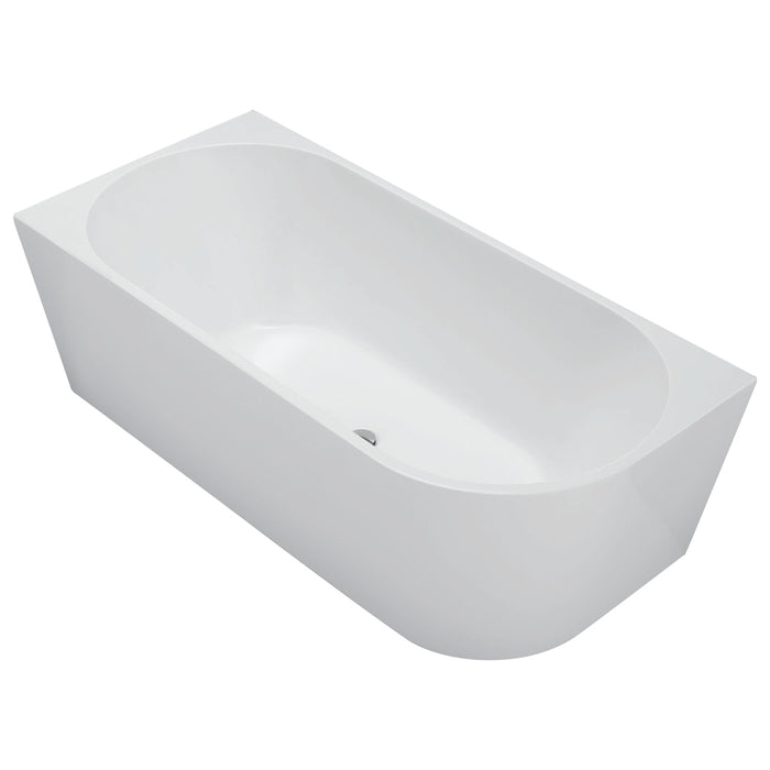 Fienza Isabella 1500/1700mm Corner Bathtub