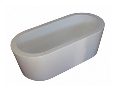Forme Oval 1490 Freestanding Bath