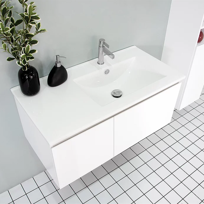 ADP Glacier Ceramic 750mm Vanity - Idealbathroomcentre