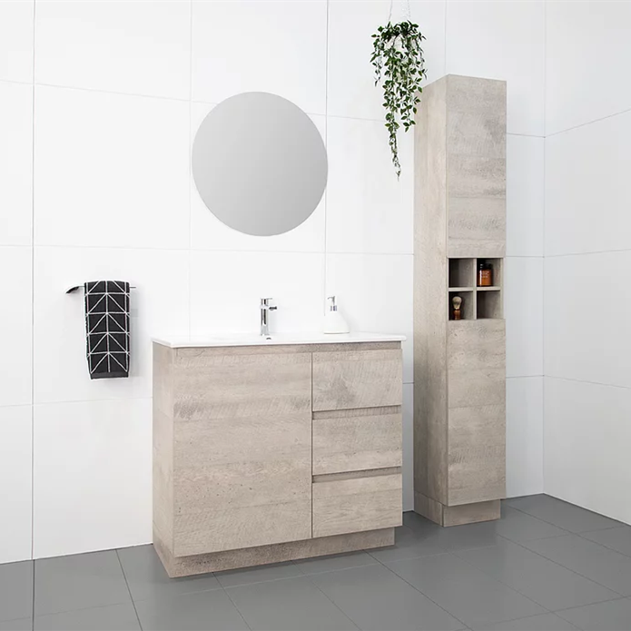 ADP Glacier Ceramic 900mm Vanity - Idealbathroomcentre