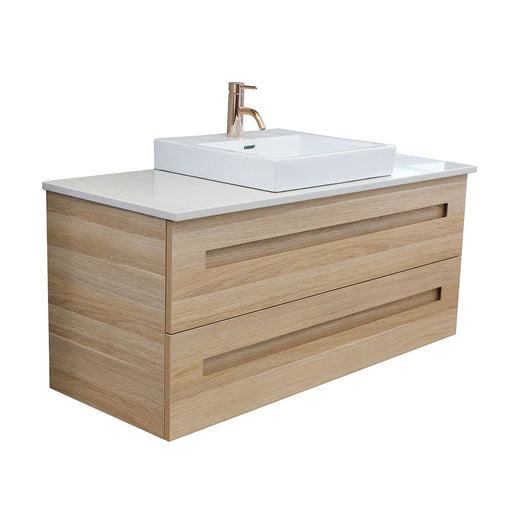 Marquis Gold 1200MM Vanity with Ceasarstone Bench Top