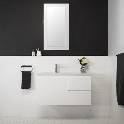 ADP Glacier Quartz Twin 900mm Vanity